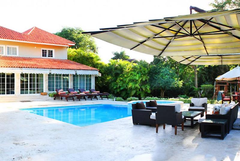 Casa De Campo Villa 74 Beautiful Private Pool With A Baby Protection Fence. - Image 1 - La Romana - rentals