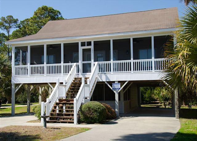 Happy Ours - Beachwalk Showplace - 5BR/3BA - Image 1 - Edisto Island - rentals