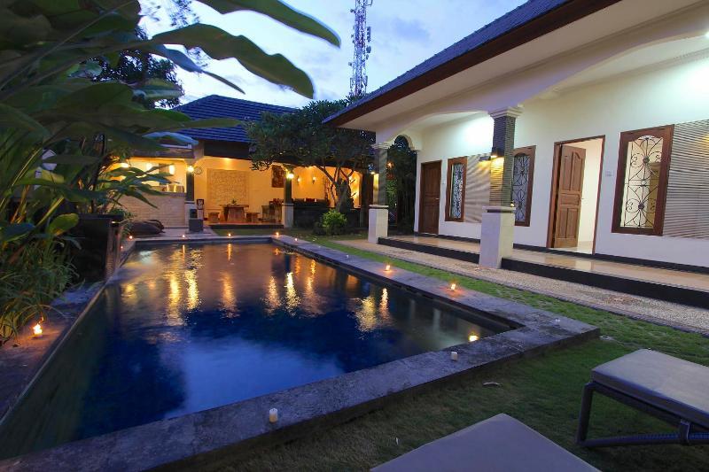 Villa 9  Legian / Seminyak ( 3 Bdrm Villa OWN PRIVATE POOL ) - Image 1 - Legian - rentals
