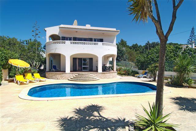 Superb villa large terrace seaview,near beach&Golf - Image 1 - Lagos - rentals