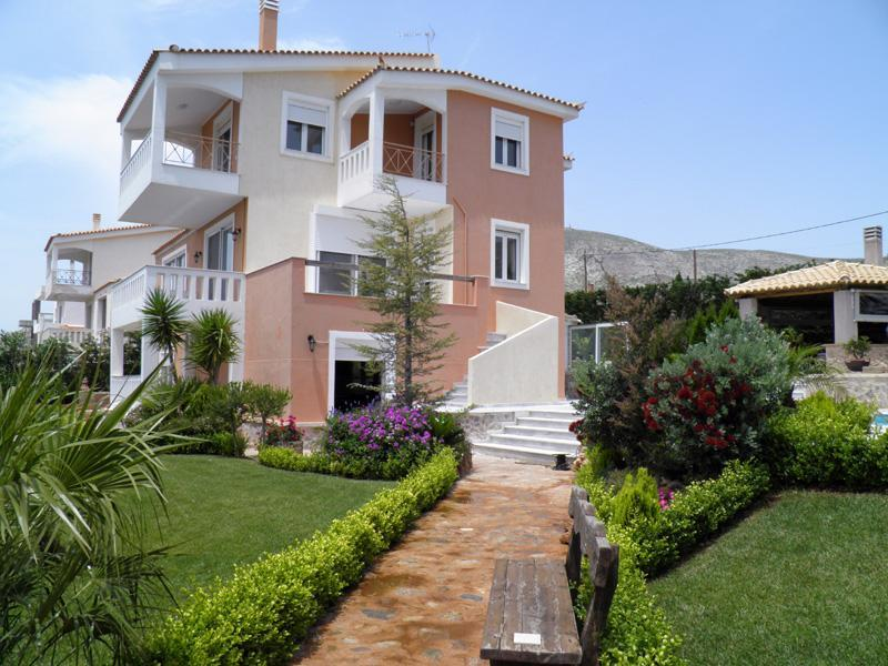 Luxury villa - Luxury Villa Lagonisi/ SwimPool Beach Car included - Lagonisi - rentals