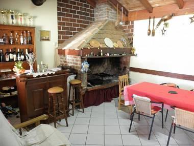 fireplace - 5975   A3(2+2) - Nin - Nin - rentals