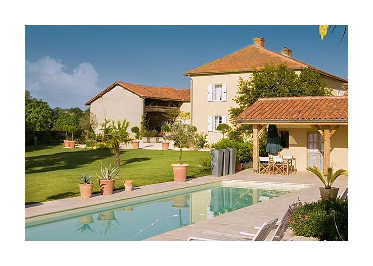 france/midi-pyrenees/treybo-farmhouse - Image 1 - France - rentals