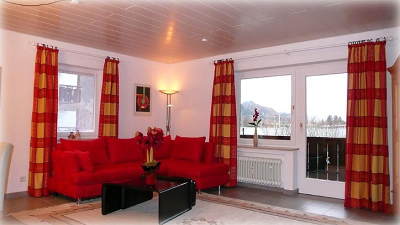 Vacation Apartment in Garmisch-Partenkirchen - 646 sqft, comfortable, bright, nice views (# 3599) #3599 - Vacation Apartment in Garmisch-Partenkirchen - 646 sqft, comfortable, bright, nice views (# 3599) - Garmisch-Partenkirchen - rentals