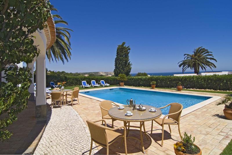 Charming villa fantastic seaview,calm surroundings - Image 1 - Lagos - rentals