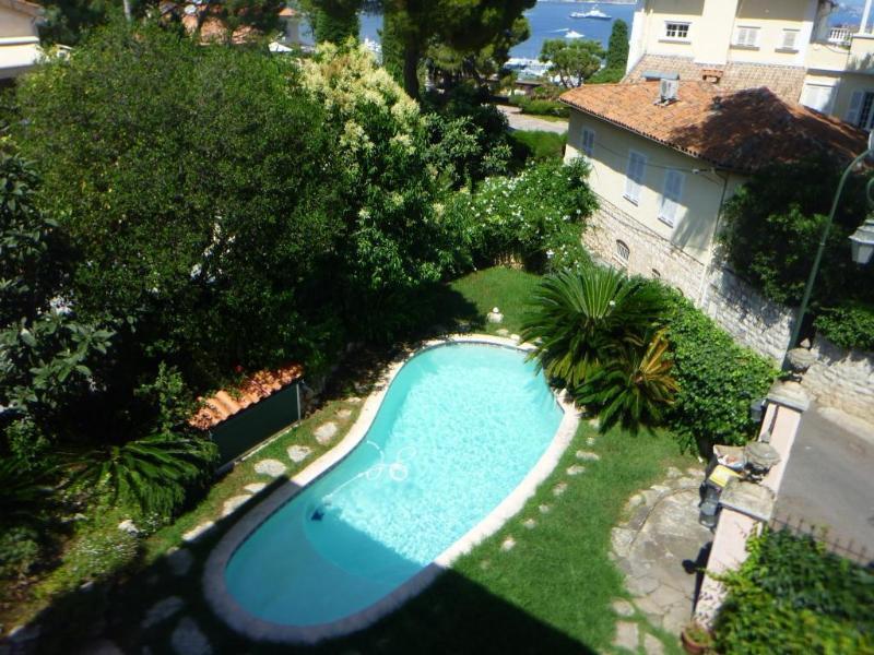 New!St Jean Cap Ferrat 2BD/2BA heated pool garden - Image 1 - Saint-Jean-Cap-Ferrat - rentals