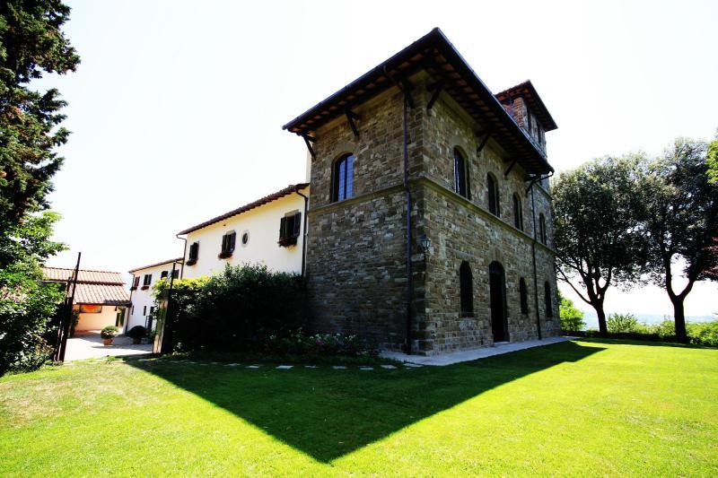 Apartment in Florence Villa of 15th century (90sq) - Image 1 - Rignano sull'Arno - rentals