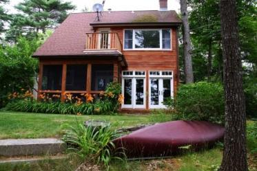 Little Echo Lake House - Image 1 - Mount Desert - rentals