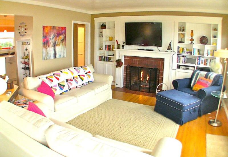 Fireplace and 46
