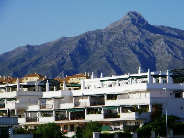 Complex - Osbourne 2 bedroom apartment close to Puerto Banus - Province of Malaga - rentals