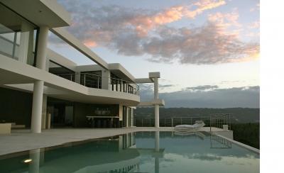 Luxury modern villa with panoramic sea view - Image 1 - Las Terrenas - rentals