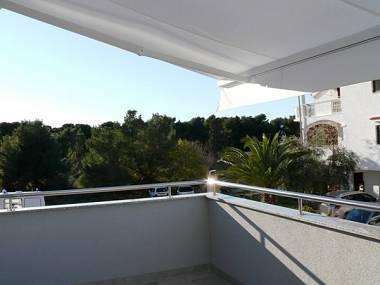H(4+4): terrace - 6053 H(4+4) - Zadar - Zadar - rentals