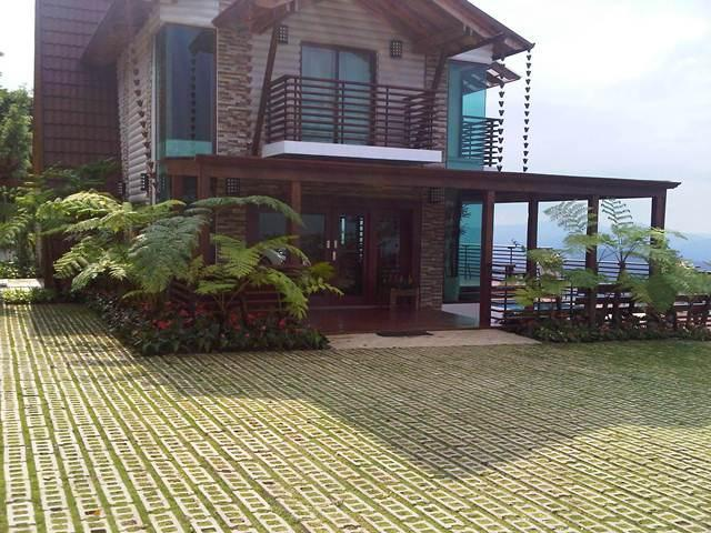 Outside View - Villa for Rent in Jarabacoa With Magnificent View - Jarabacoa - rentals