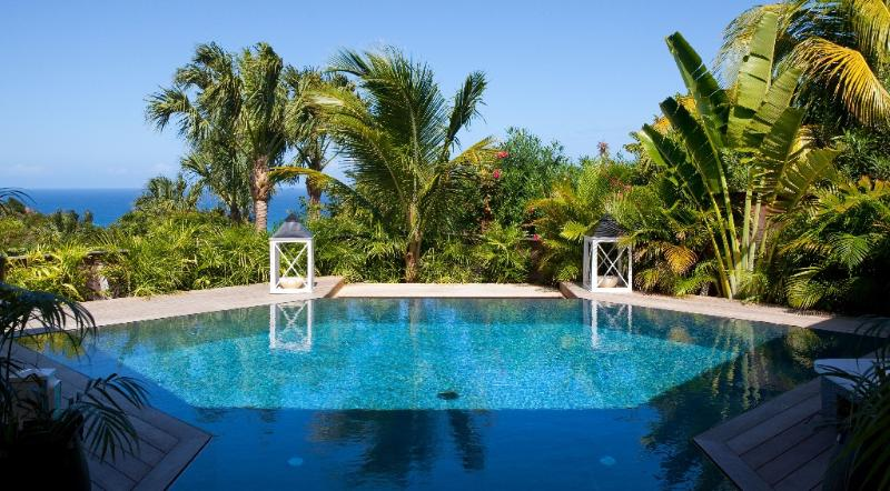 Carmen at Vitet, St. Barth - Ocean View, Contemporary, Spacious - Image 1 - Vitet - rentals