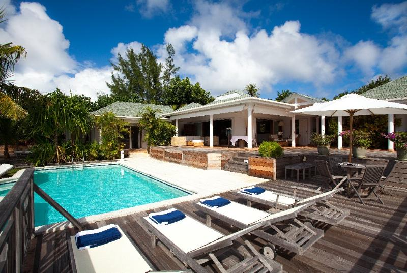 Cocoland at Pointe Milou, St. Barth - Ocean View, Amazing Sunset Views, Private - Image 1 - Pointe Milou - rentals