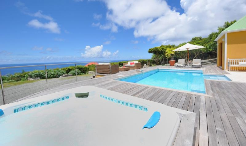 Costa Nova at Gouverneur, St. Barth - Ocean View, Amazing Sunset View, Pool - Image 1 - Gouverneur - rentals