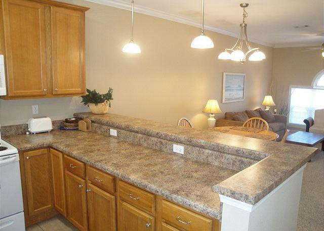 2 bedroom / 2-1/2 bath town-home across from the beach! - Image 1 - Long Beach - rentals