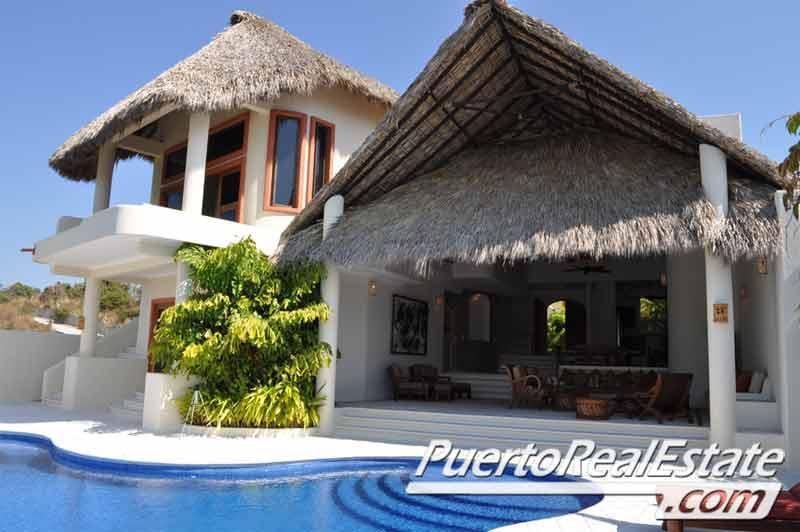Casa Happy - 5BR Luxury Home - Stunning Ocean View - Image 1 - Puerto Escondido - rentals