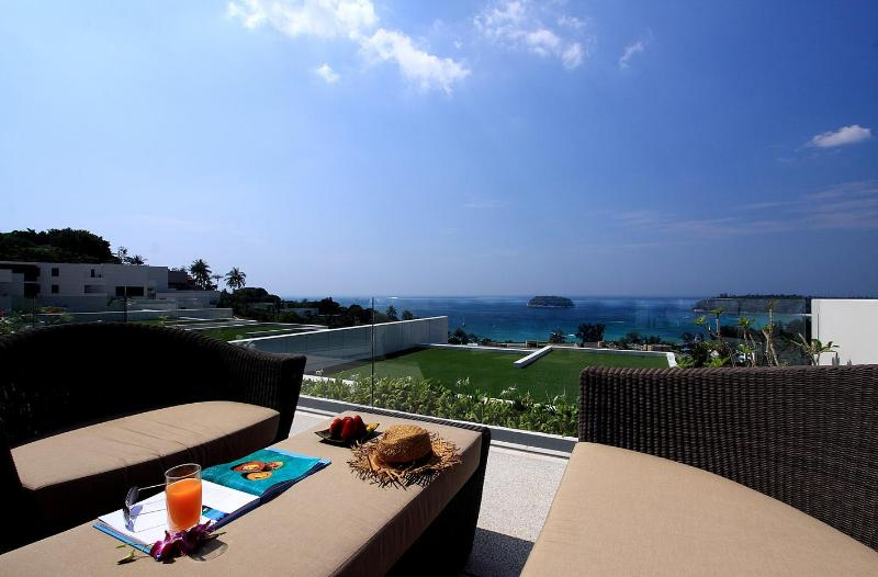 The Heights luxury 2 bedroom apartment ocean view (THB15) - Image 1 - Kata - rentals