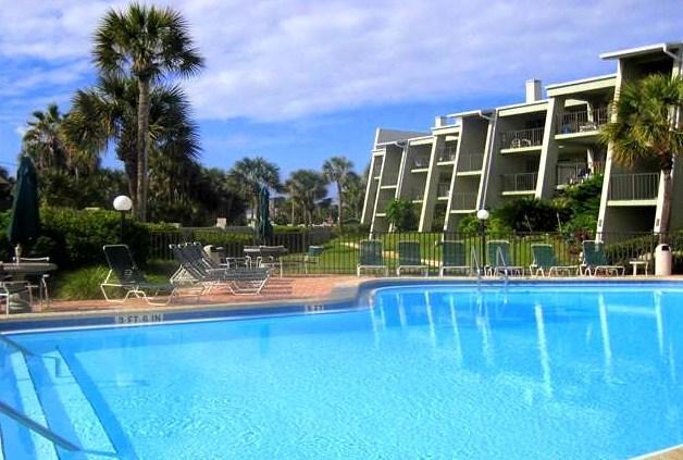 Island South Condo St. Augustine Beachside - Image 1 - Saint Augustine Beach - rentals