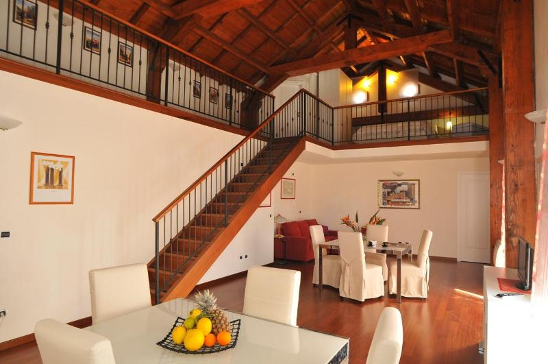 Living room - The Loft, Alghero town centre - Alghero - rentals
