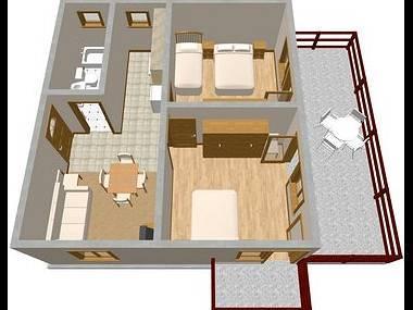 A1(4): floor plan - 6052 A1(4) - Marina - Marina - rentals