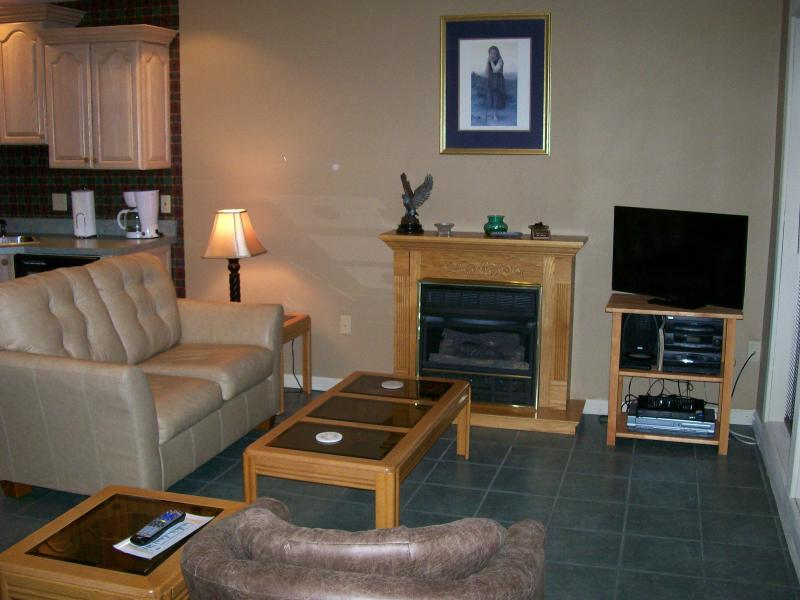 The Living Room - Eagles Nest at Capodimonte Great Smoky Mountains - Dillsboro - rentals