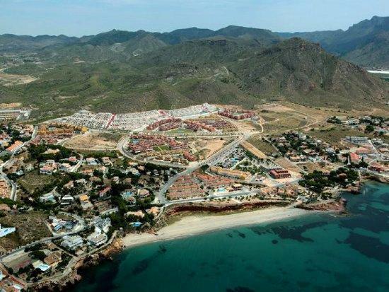 Aerial View of Mojon Hills - Mojon Hills Villa - Murcia - rentals