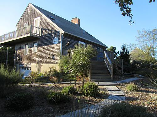 Beautiful Eastham Home with Bay Views (1180) - Image 1 - Eastham - rentals