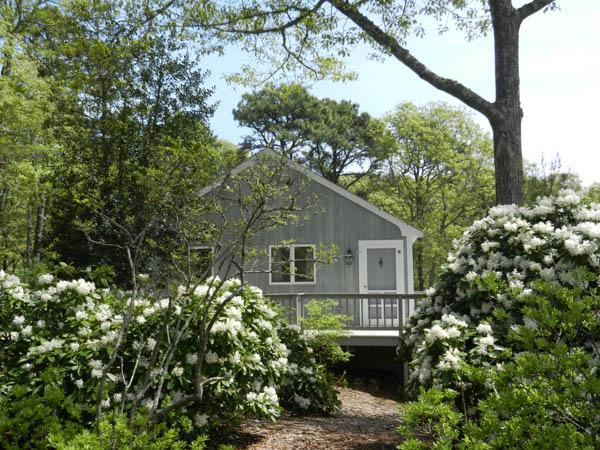 Romantic, Waterfront Orleans Cottage (1185) - Image 1 - Orleans - rentals