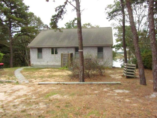 Lovely Home with Views of Drummer Cove - Image 1 - Wellfleet - rentals