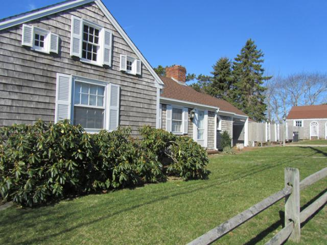 Two Vacation Homes in One (1323) - Image 1 - Wellfleet - rentals