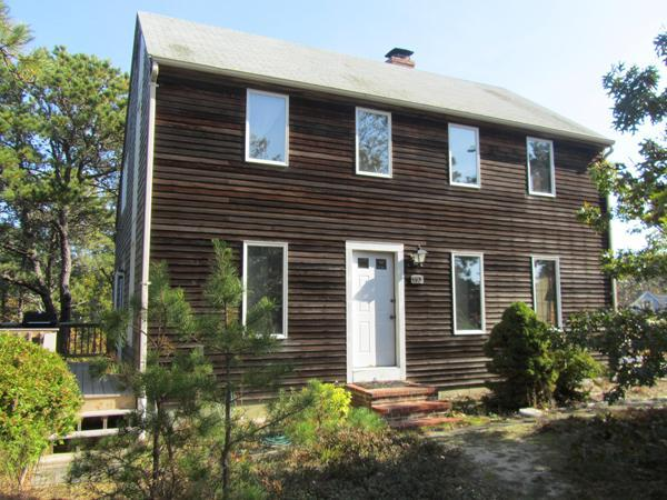 Spacious Home in Quiet Wellfleet Area (1342) - Image 1 - Wellfleet - rentals