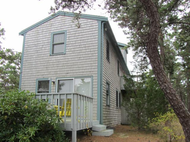Unique home close to Center & Beach (1404) - Image 1 - Wellfleet - rentals
