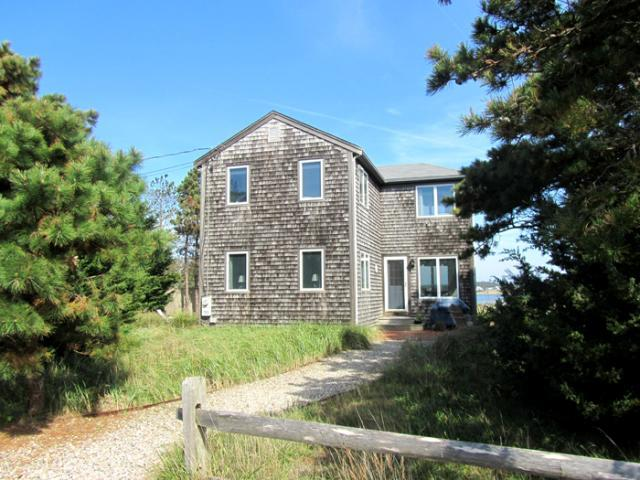 Lovely Home with Views of Chipman's Cove (1463) - Image 1 - Wellfleet - rentals