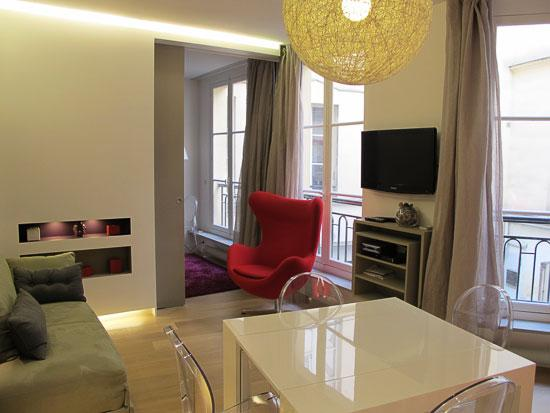 Modern 2 Bedroom Apartment in Paris - Image 1 - 1st Arrondissement Louvre - rentals