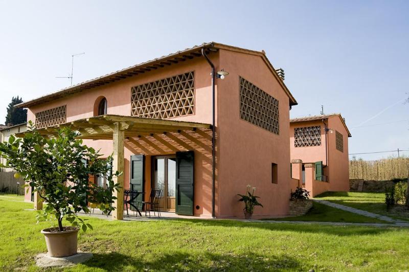 Villa Montegufoni between Florence and Sienna - Image 1 - Montespertoli - rentals