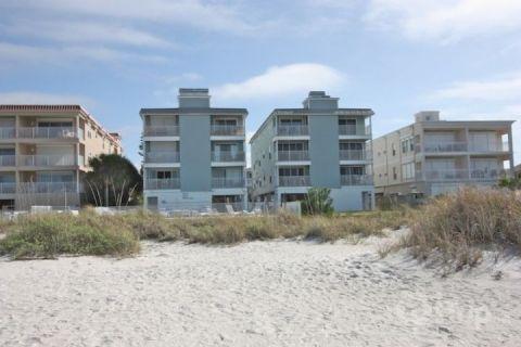 Sea Isles #M - Image 1 - Indian Rocks Beach - rentals