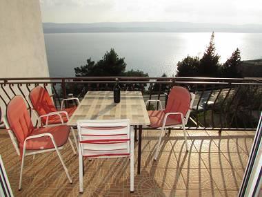 A3(2+2): terrace - 5974 A3(2+2) - Stanici - Stanici - rentals