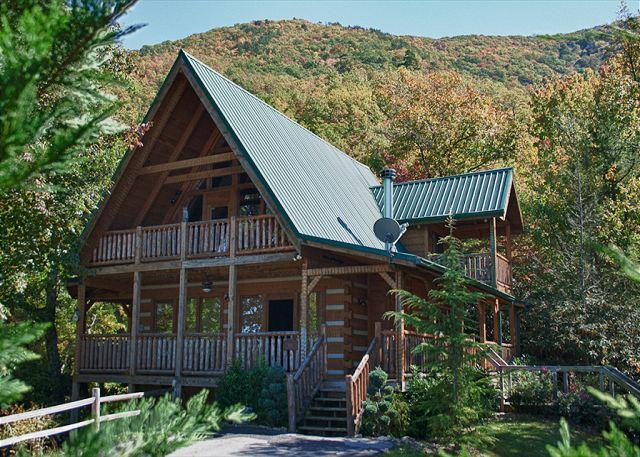 One of the Most Relaxing Mountaintop Retreats Around! - Image 1 - Sevierville - rentals