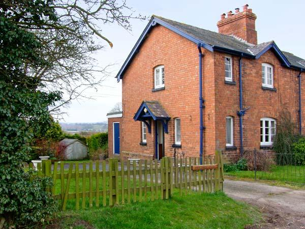 EUDON BURNELL COTTAGE, pet-friendly character cottage with woodburner, lawned garden, near Bridgnorth Ref 22221 - Image 1 - Bridgnorth - rentals