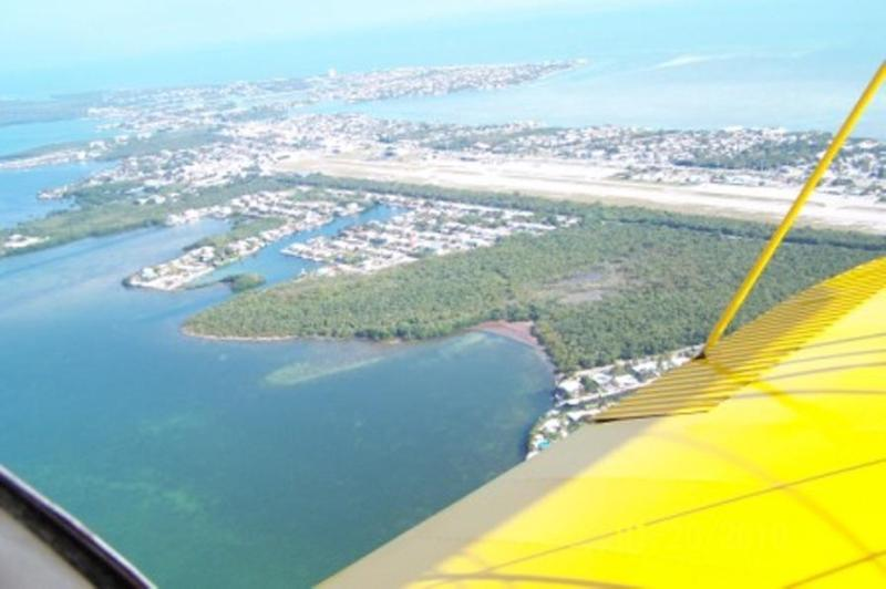 Aerial View of Home - 2 Great Waterfront FL Keys Homes - 1 Low Price - Marathon - rentals