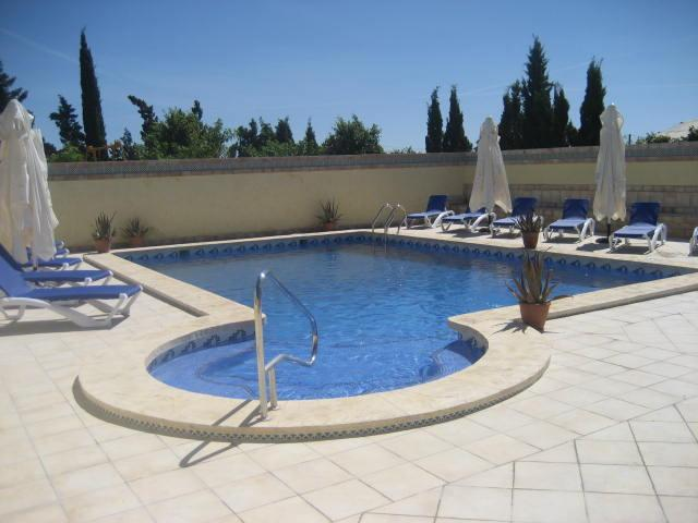 Swimming-pool - Finca Doña Sofia Maria, apartment with pool. - San Pedro del Pinatar - rentals