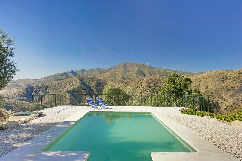 Our Beautiful Pool with Stunning Views - The Olive Branch-Close to the Caminito Del Rey! - Alora - rentals
