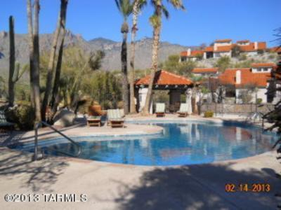 Pool & fitness area - Casa de la Tierra Resort-WIFI-Reserve June, 2017 - Tucson - rentals