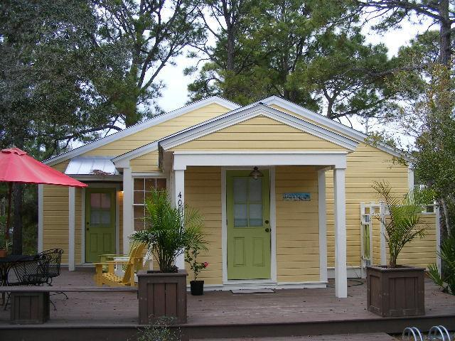 Don't Blink Rental Cottage Nestled in the Woods But Very Close to the Beach - Don't Blink Rental Cottage Seagrove Beach 30A Santa Rosa Beach Florida - Santa Rosa Beach - rentals