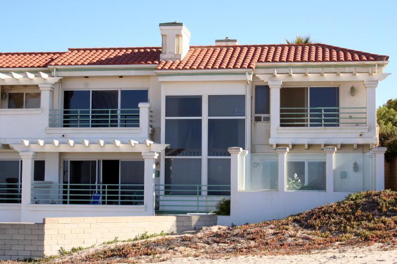 home facing ocean - Ocean Front Spacious Home (3500 sq ft) With Full Ocean Views!! - Oceano - rentals