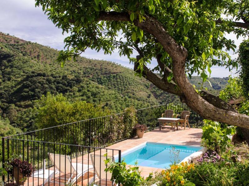 Pool - Cortijo Juan Salvador - Malaga - rentals