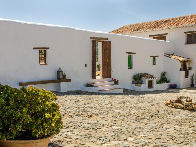 Courtyard - Cortijo Juan Salvador - Malaga - rentals