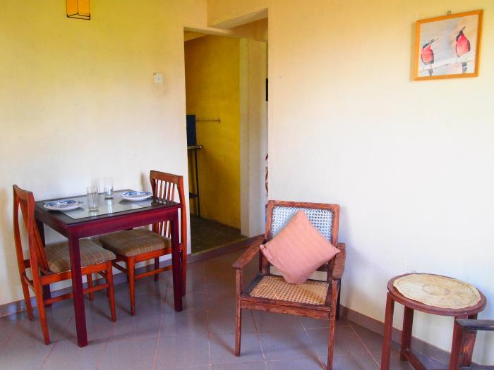 Sitting Room - Anne's Maisonnette - Galle - rentals